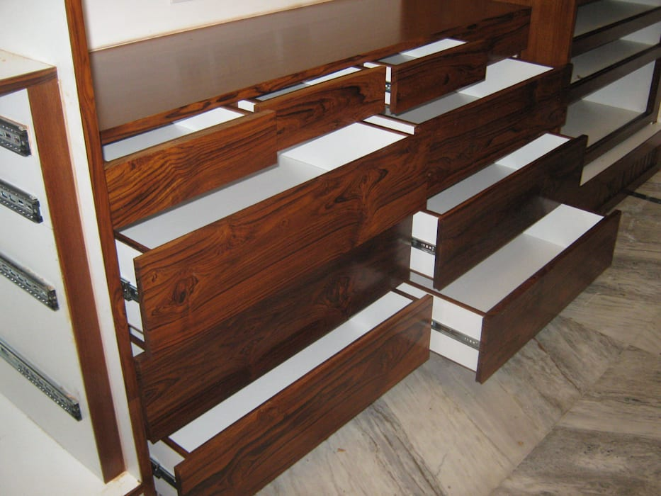 chest of drawers:  Bedroom by T. S. Space Transformations