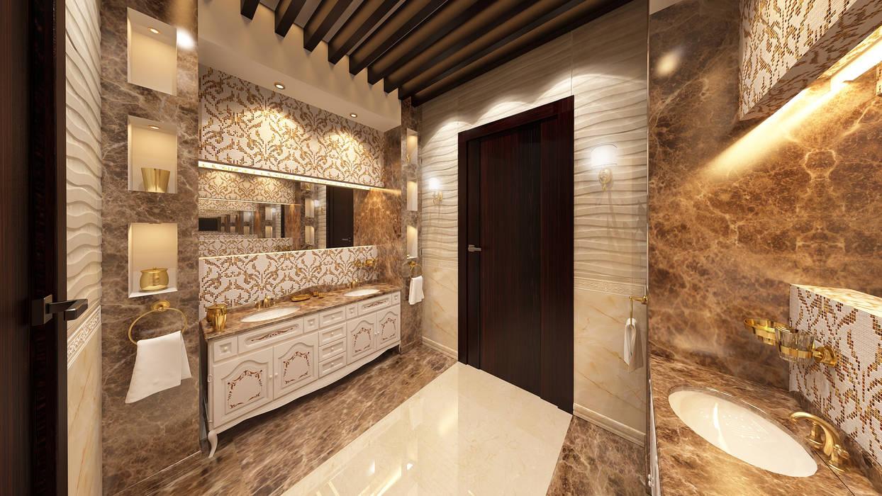 Salle de bain classique par TOPOS+PARTNERS Classique