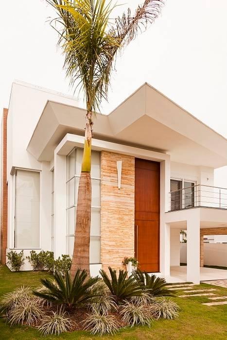 Casa Ponta Biazus Arquitetura e Design Casas modernas