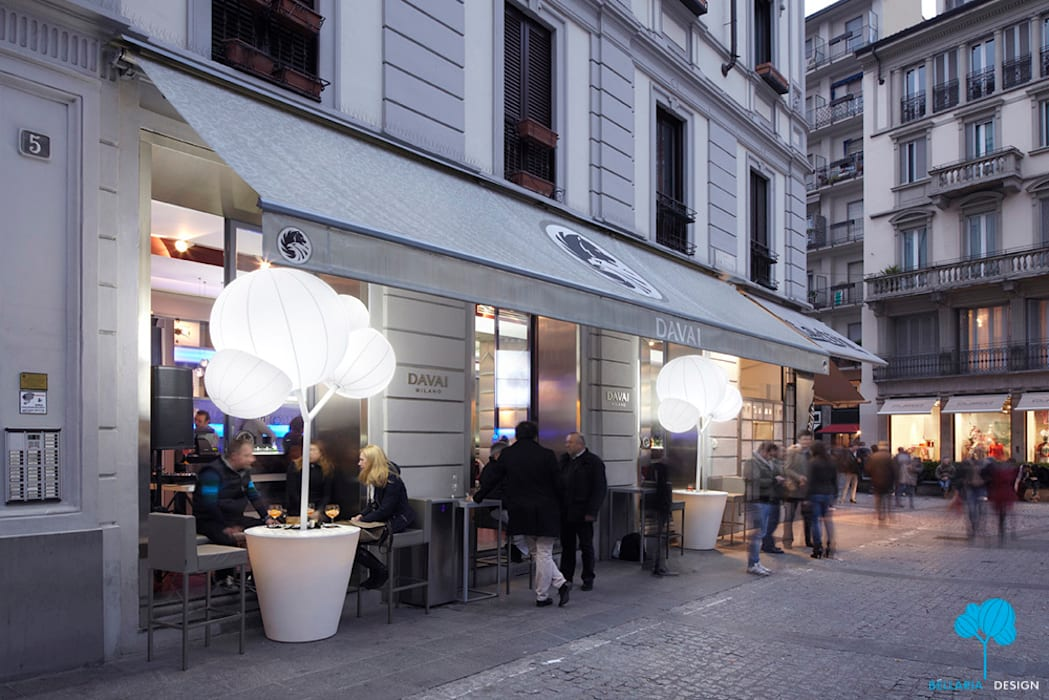 @Davai: Spazi commerciali in stile  di Bellaria Design