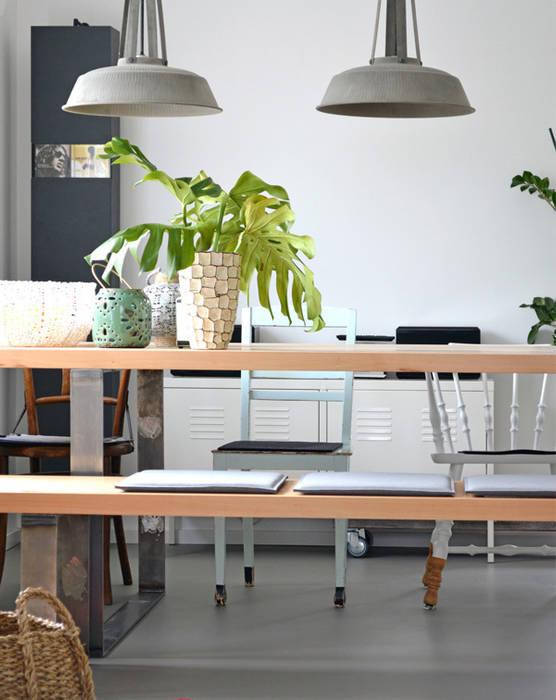 Phòng ăn theo Kristina Steinmetz Design, Hiện đại