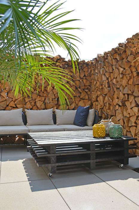 Mediterranean style balcony, porch & terrace by homify Mediterranean