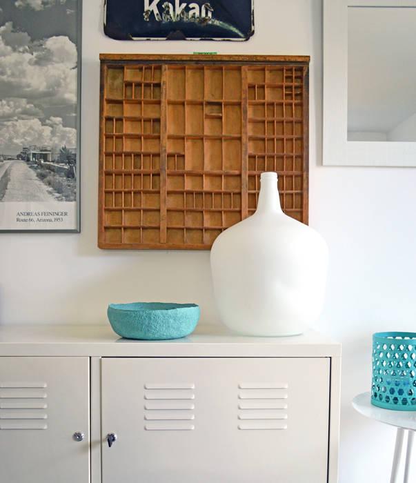 Modern living room by Kristina Steinmetz Design Modern