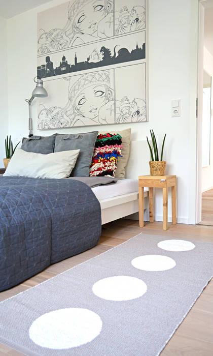 Phòng ngủ theo Kristina Steinmetz Design, Hiện đại