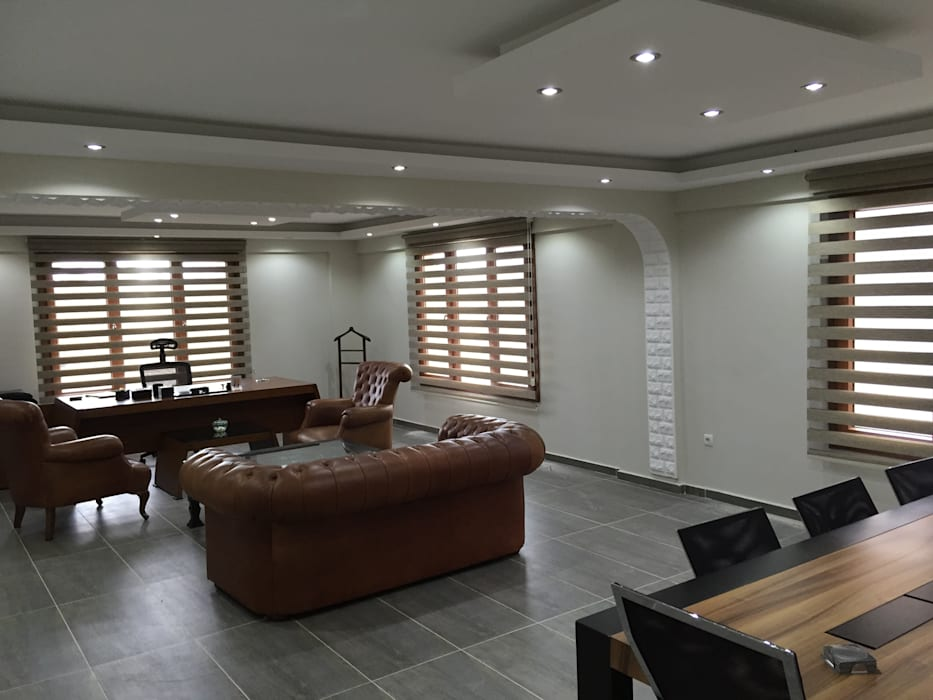 Study/office by tuğra perde,
