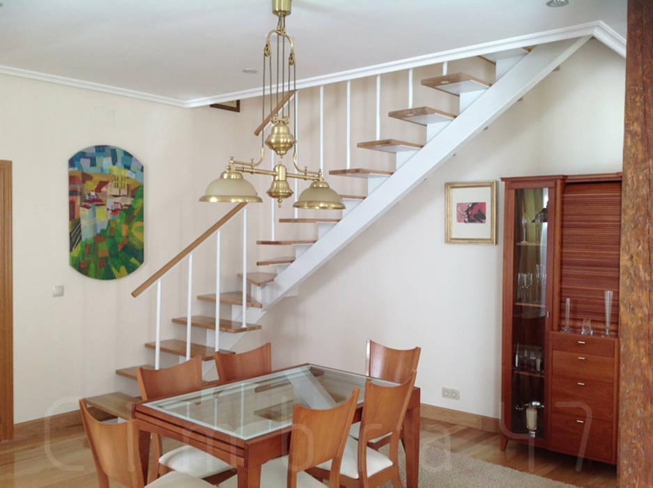 reforma completa de vivienda. Burgos Casas de Cimbra47