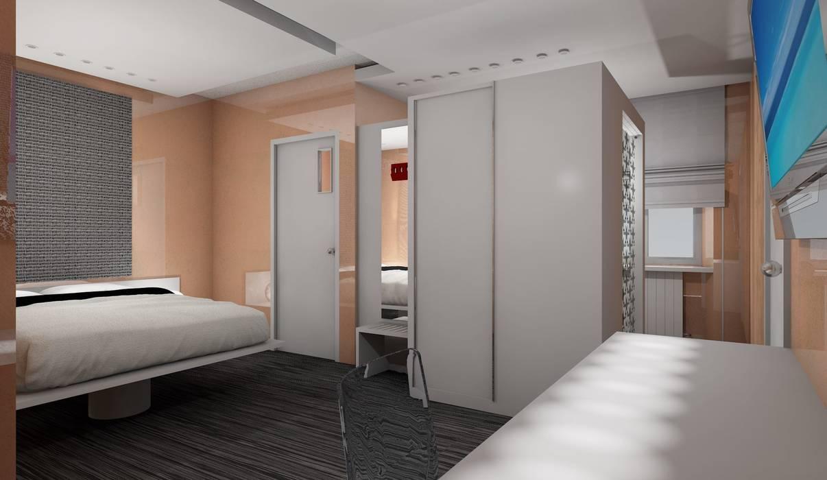 Progetto arredamento hotel contract liguria for Design hotel liguria