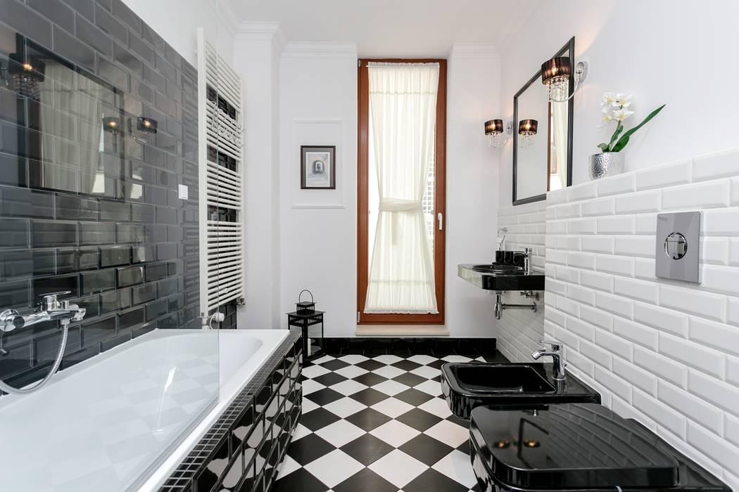 Bathroom by Michał Młynarczyk Fotograf Wnętrz, Scandinavian