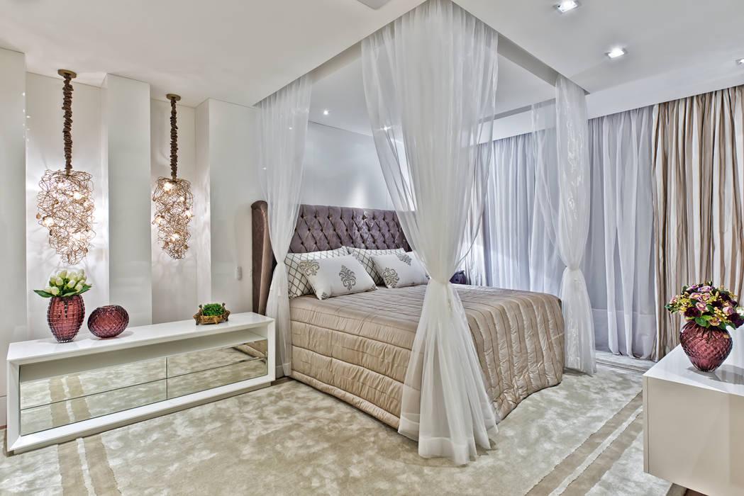 Bedroom by Samara Barbosa Arquitetura