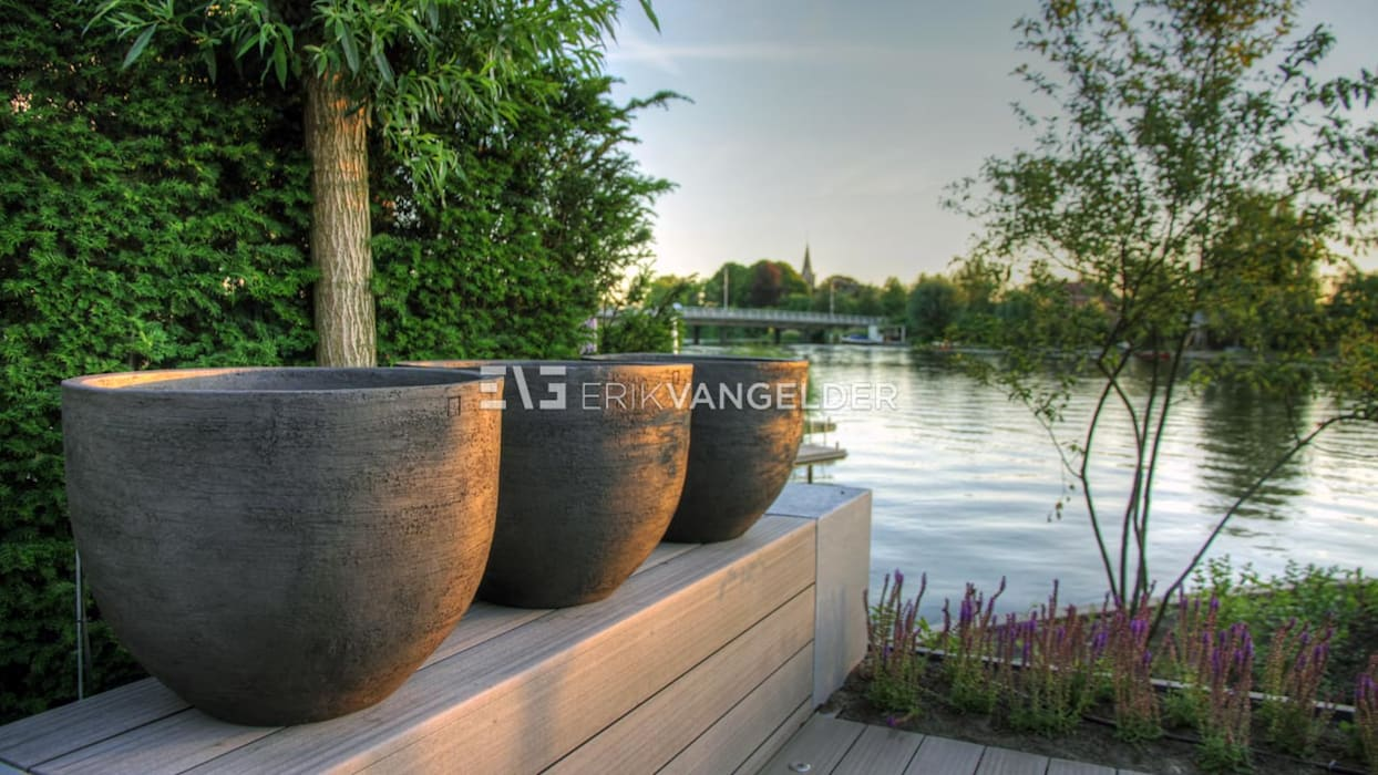 現代  by ERIK VAN GELDER | Devoted to Garden Design, 現代風