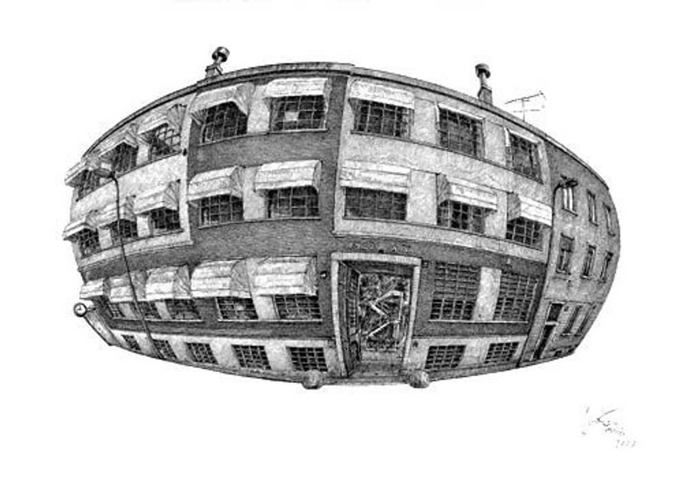 BauBau's factory:  in stile  di Giorgio Martino Architetto