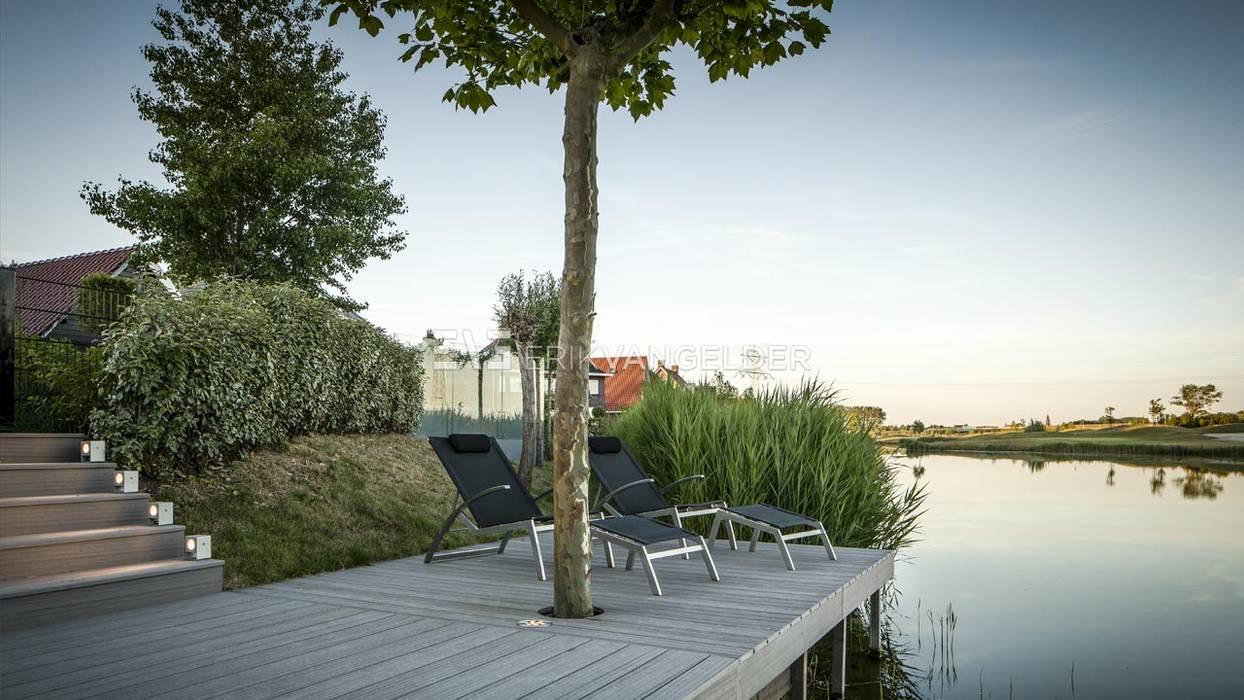 Modern garden by erik van gelder devoted to garden design homify
