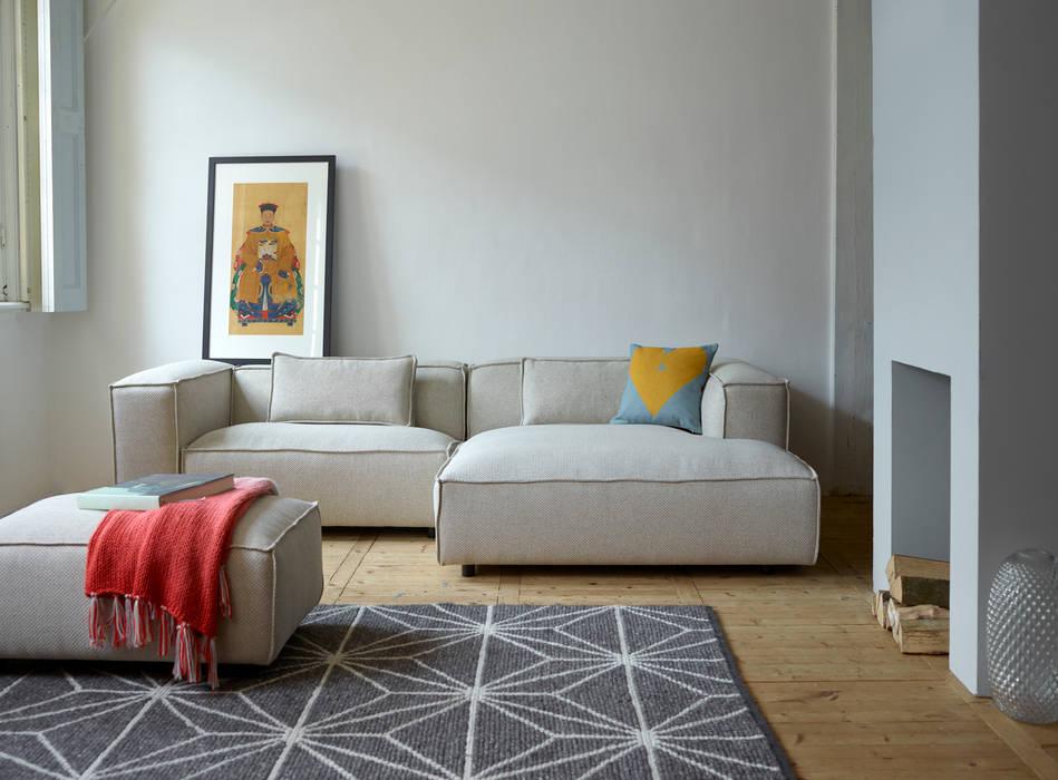 Skandinavische Wohnzimmer von Ookinhetpaars Skandinavisch