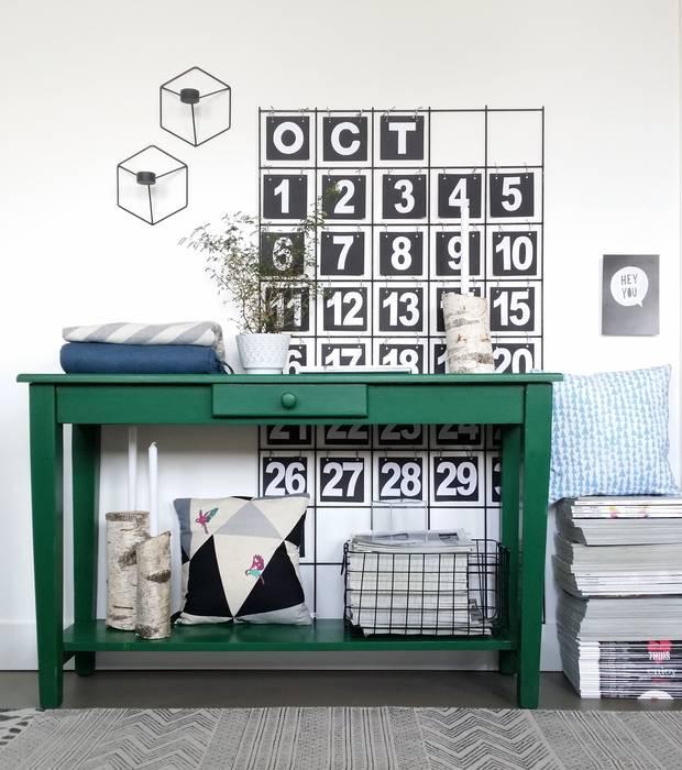 Ookinhetpaars de webshop voor kleurrijke kussens en prachtige plaids Scandinavische woonkamers van Ookinhetpaars Scandinavisch