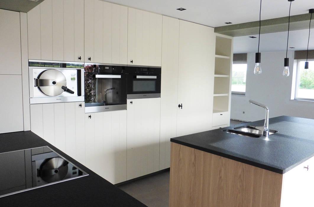 Landelijk Moderne Keukens : Landelijk moderne keuken keuken door ad more design homify