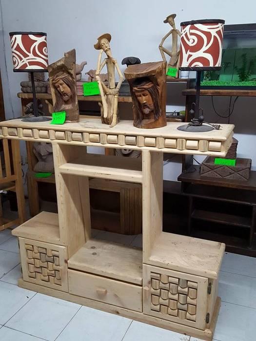 ARTE EN MADERA de Rusticos Michoacanos Rústico