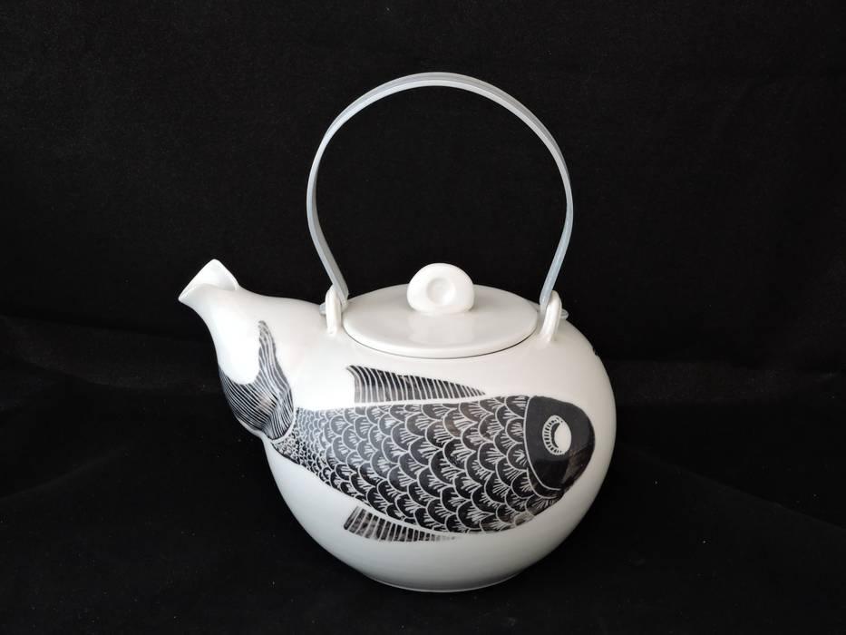 Porcelaines: Art de style  par A Melting Pot