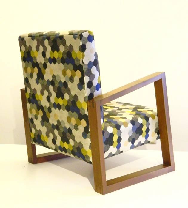 Sessel :   von TRaumkonzepte Raumausstattung und Polsterei,Klassisch