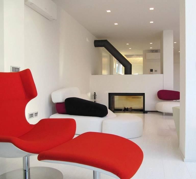 Öfen:  Wohnzimmer von Ofenstudio Hanisch,