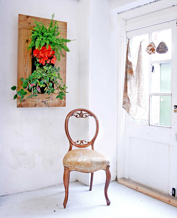 Living Interiors - Vertical Gardens de Living Interiors UK Rural