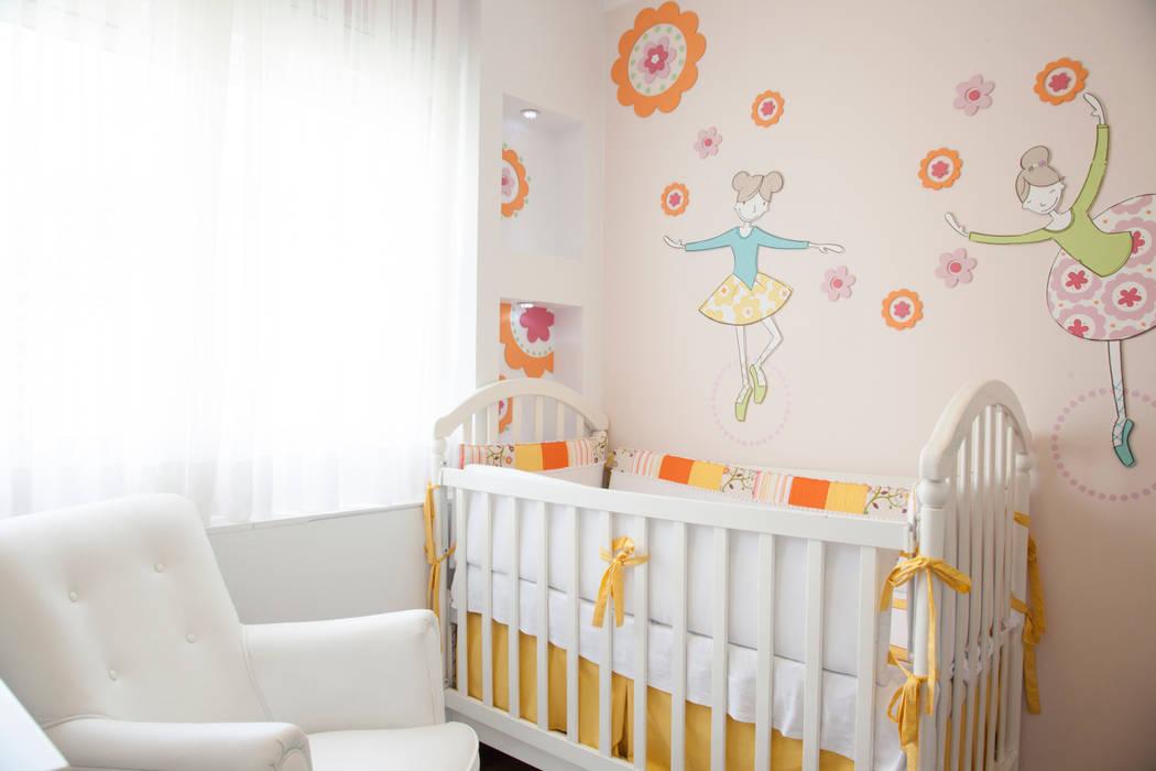 Vila Mariana Tikkanen arquitetura Quarto de criançasAcessórios e Decoração