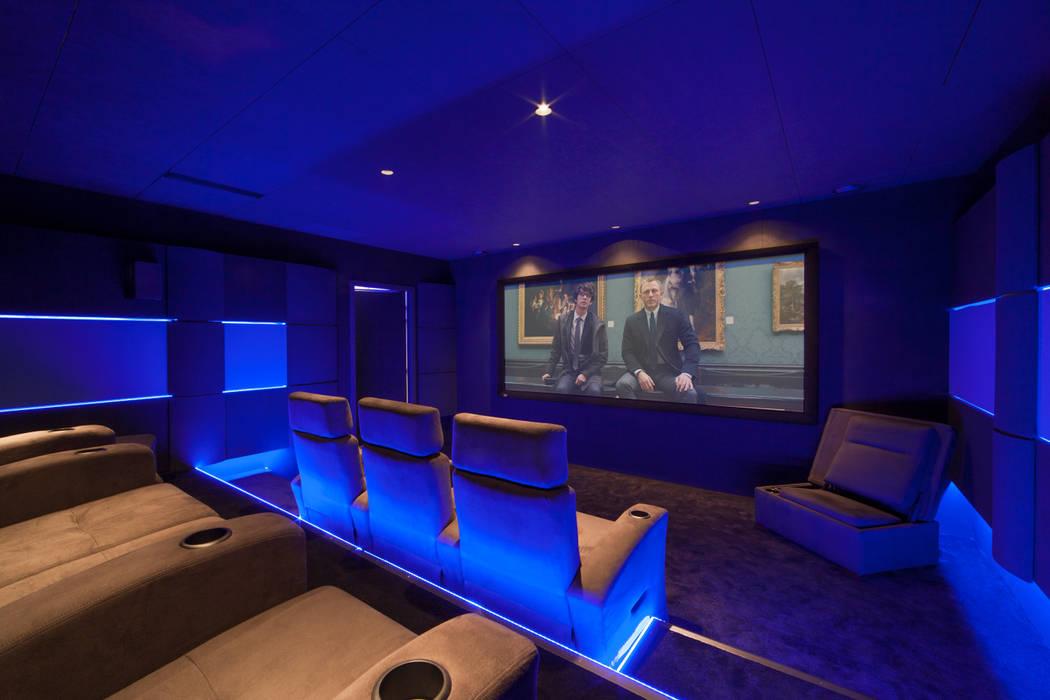 ทันสมัย  โดย Dynamic Home Cinéma, โมเดิร์น