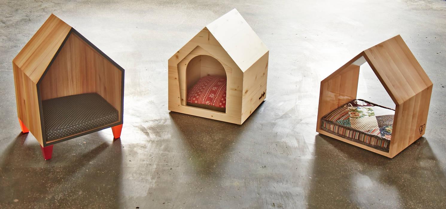 Rosi & Rufus: modern  von NormanHerwig - Möbel & Architektur,Modern