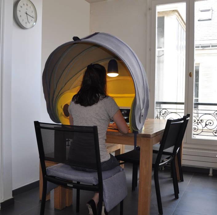 Prisca Renoux Study/officeDesks
