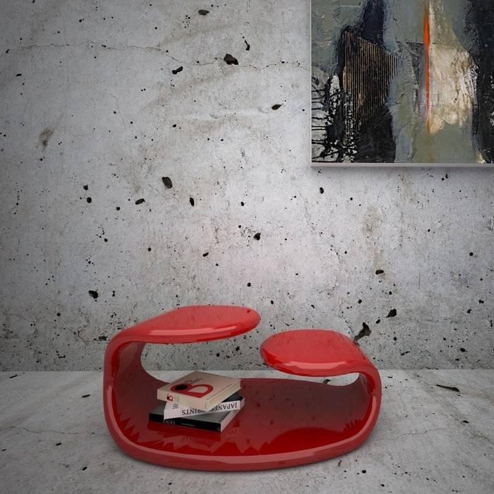 por Paolo D'Ippolito - idee e design, Moderno
