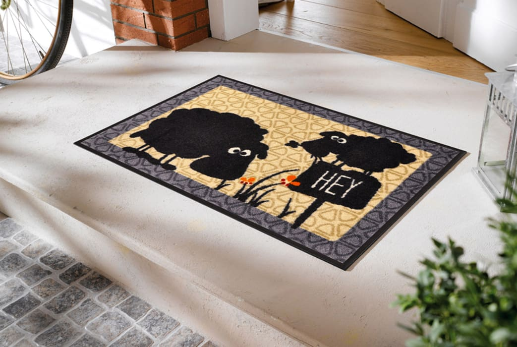 cats on appletrees Walls & flooringWall & floor coverings