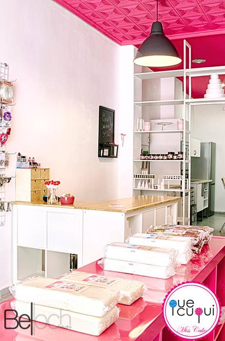 Que Cuki Miss Cake de Belloch Studio Moderno