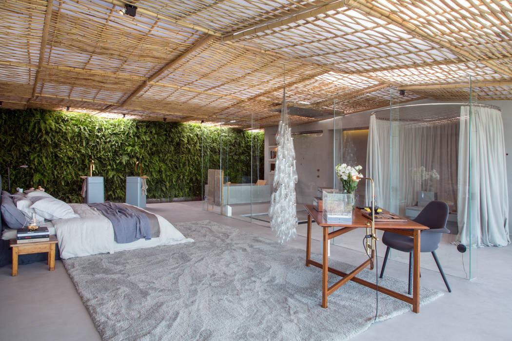 Gisele Taranto Arquitetura 臥室