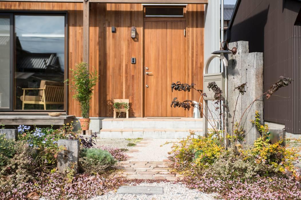 田村の家 ミニマルな 家 の Sola sekkei koubou ミニマル