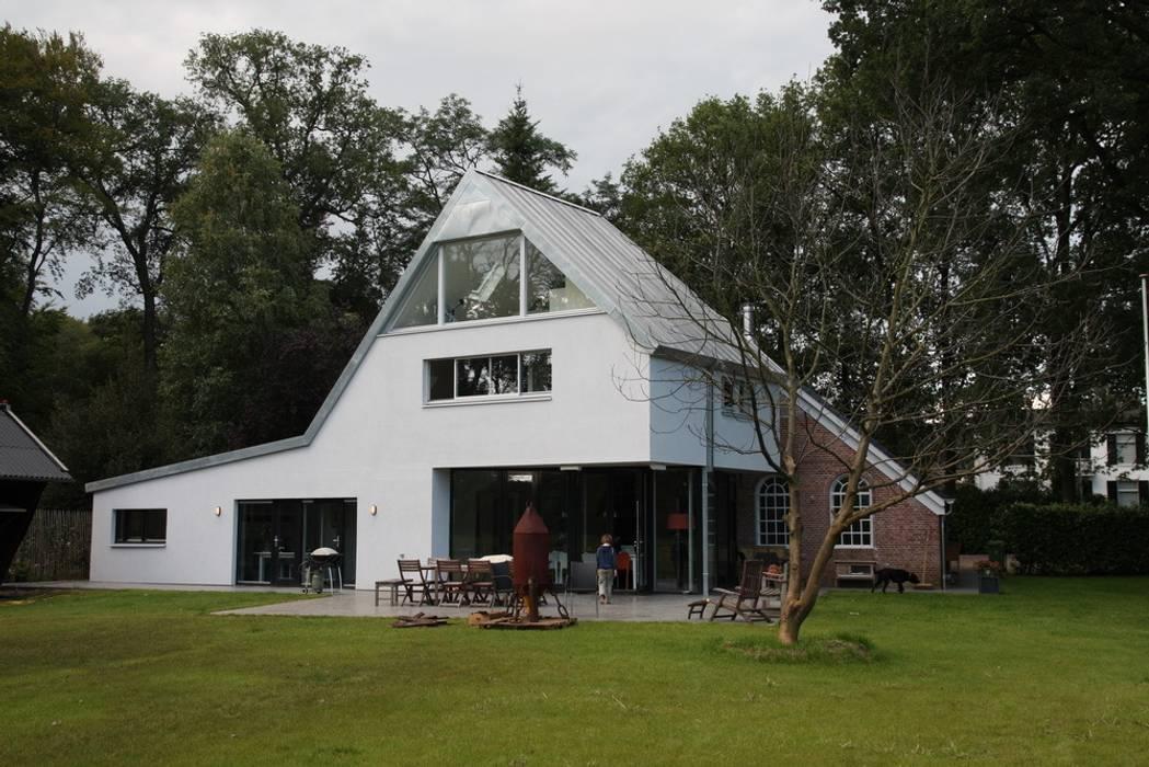 De Boerderij Huizen : Nieuwbouw en verbouw hallen boerderij huizen door