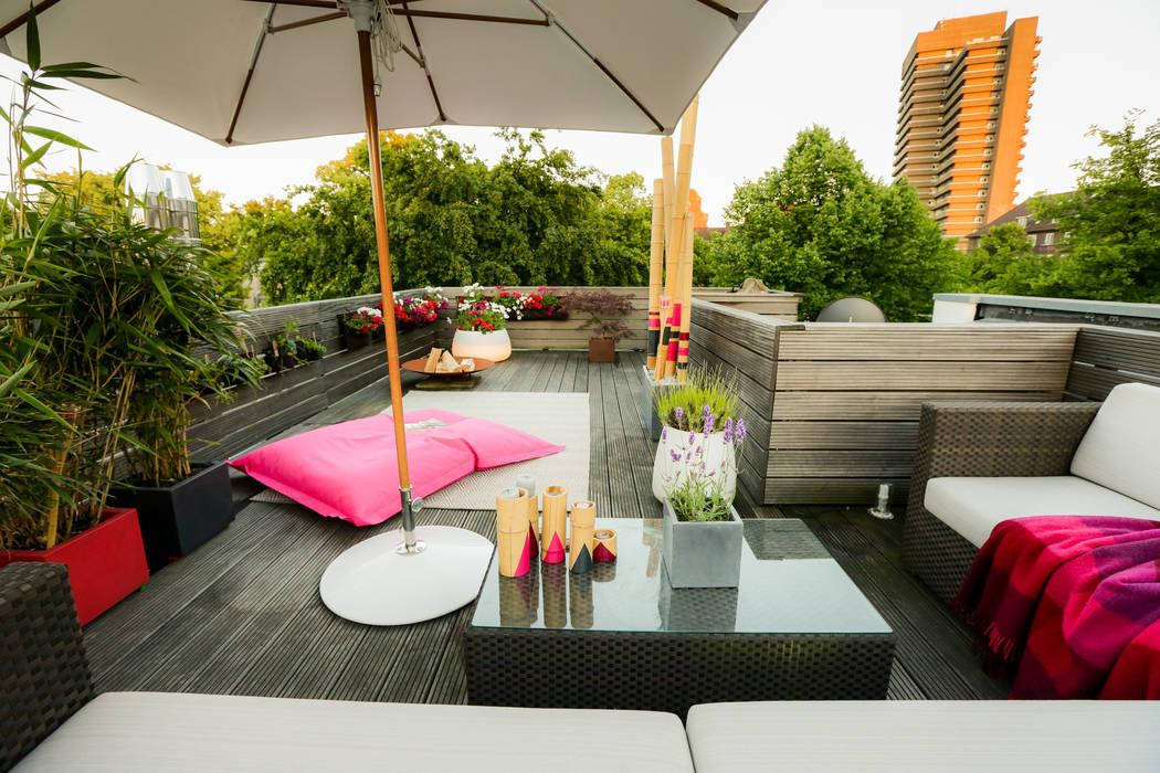 DIE BALKONGESTALTER Balcon, Veranda & TerrasseAccessoires & décorations