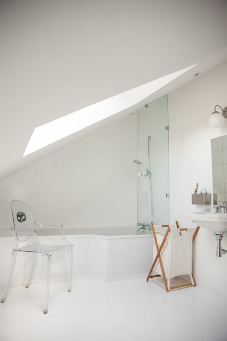 Eclectic style bathroom by mllm Eclectic