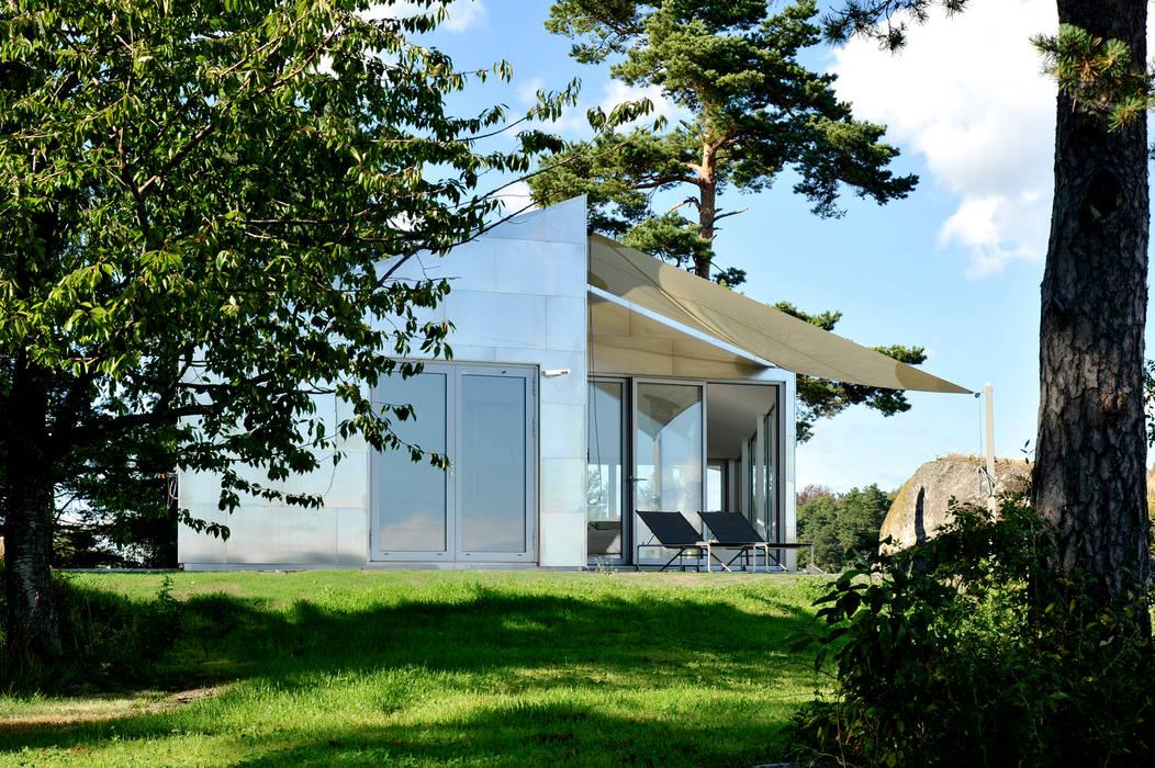 Дома в . Автор – Jarmund/Vigsnæs AS Arkitekter MNAL, Эклектичный
