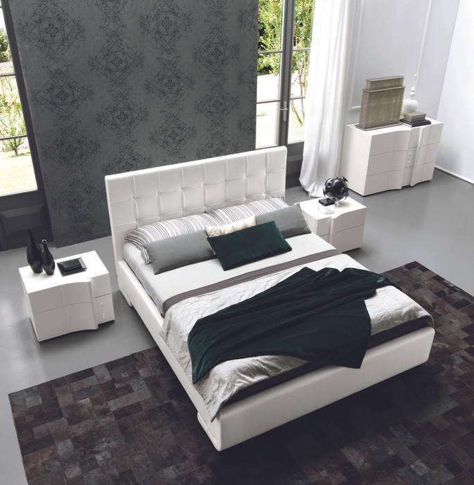 Camera armonia: camera da letto in stile di sma spa   homify