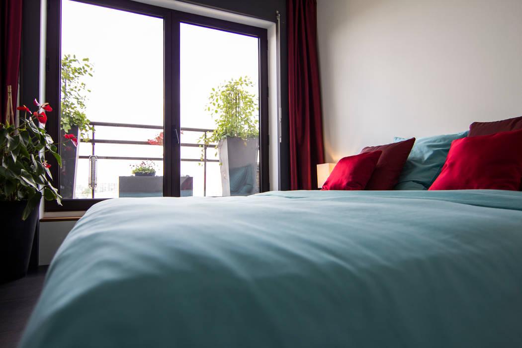 Chambre Chambre moderne par Anne Martins Design Moderne