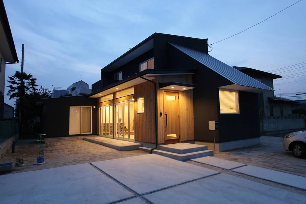土間リビングの家: FCDが手掛けた家です。