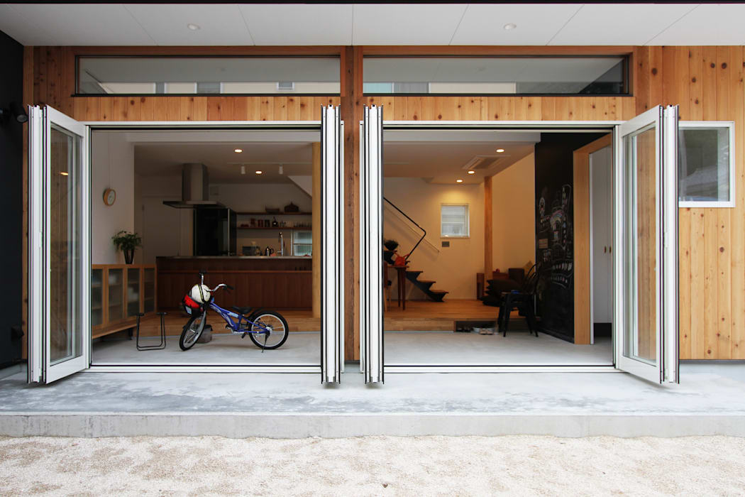 Modern houses by FCD Modern