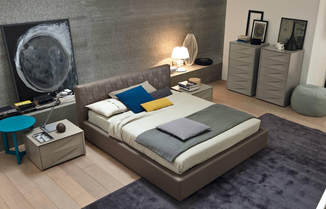 Camera genesis: camera da letto in stile di sma spa   homify