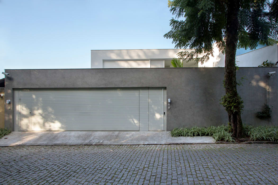 Mirante House โดย Gisele Taranto Arquitetura โมเดิร์น