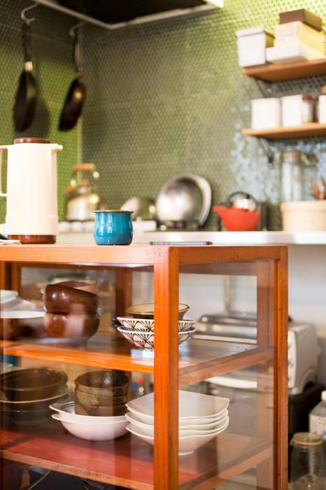 straight design lab Scandinavian style kitchen