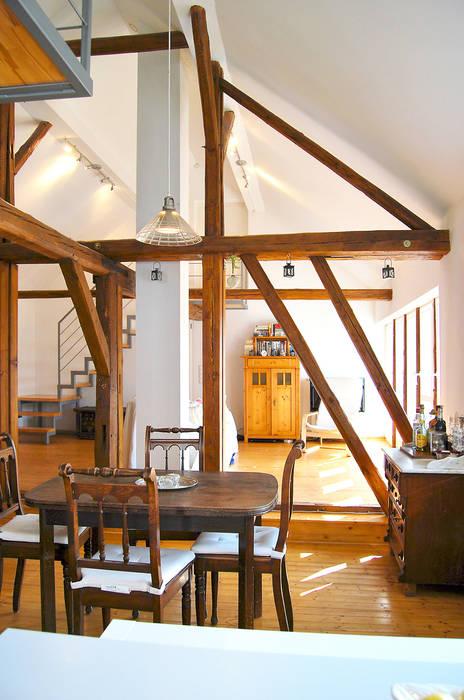de Althaus Architekten BDA - Ludwig & Christopher Althaus, Dipl.-Ing. Architekten Rural
