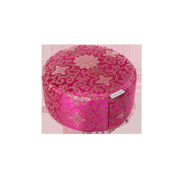 Meditationskissen CLASSIC BROKAT von Lotus Design Asiatisch