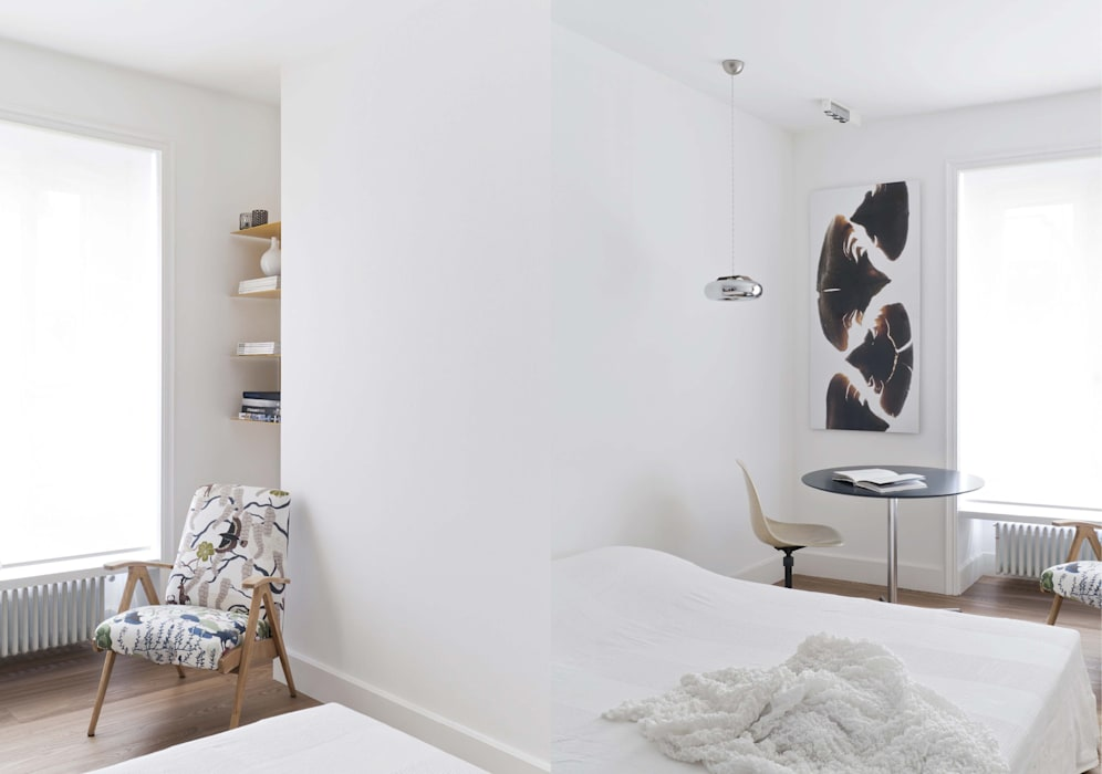 Rumah oleh Fabio Azzolina Architetto, Modern