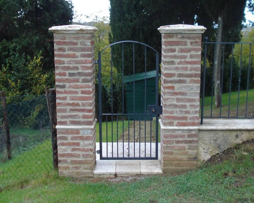GIARDINO N: Giardino in stile in stile Classico di Ilaria Panchetti Architetto