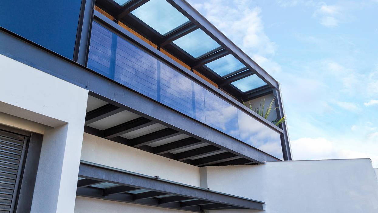SEDE BIOSFERA Casas modernas por AF Arquitetura Moderno