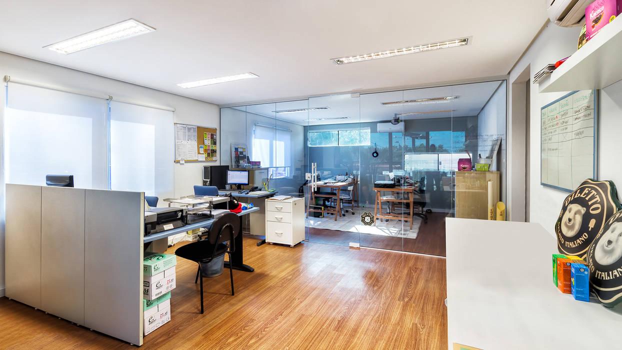 SEDE BIOSFERA Escritórios modernos por AF Arquitetura Moderno
